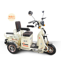High quality china new CE 48V20A three wheels electric tricycle for adults
