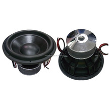 portable dual voice coil 15 inch speaker subwoofer