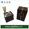 Custom Made Printed Elegant Design Fragrance Oil Single Packaging Box