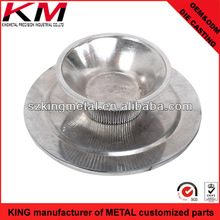 Cup holder precision alloy die casting parts