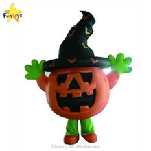 Funtoys CE Plush Hallowmas Pumpkin Mascot Costume for Adult
