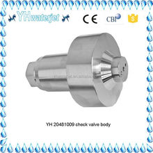 High Quality Check Valve Body Marble Water Jet Cutting Machine