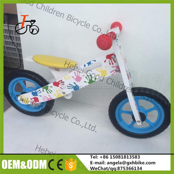 Best Christmas Gift New products 2 wheels mini baby child bicycle balance bike