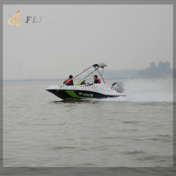 Seadoo speedester similar rc fiberglass passenger ocean high speed boat boat builder China