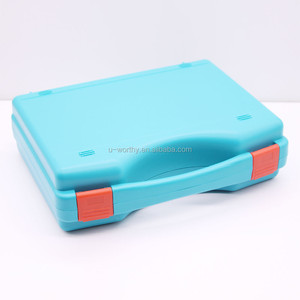 Hard High Impact Small Cheap Plastic Carrying Tool Case