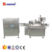 5ml-50ml Eye Drop Cosmetic Deodorant Filling Capping Machine Roll Ball Bottles Filling Machine