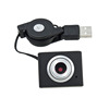 Retractable Clip OEM Micro USB Webcam