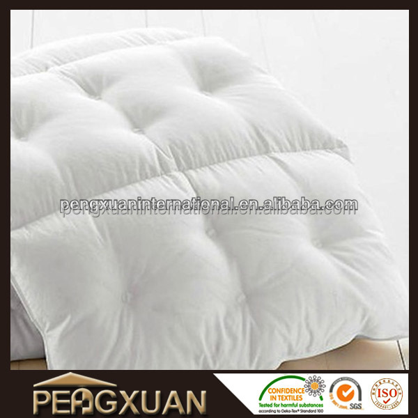 High quality down super soft super puff comforters