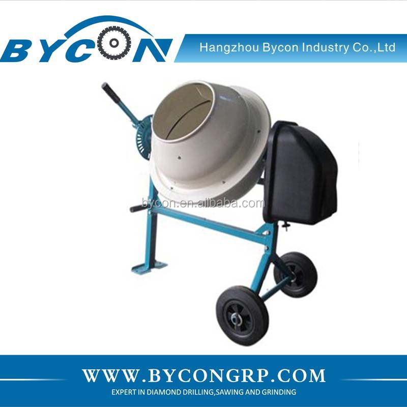 BC-70 with Charging Capacity70L,120L,260L,350L Electric Motor/Diesel Small Concrete Mixer