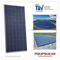 High Quality polycrystalline photovoltaic panel 300w for home use solar pv module