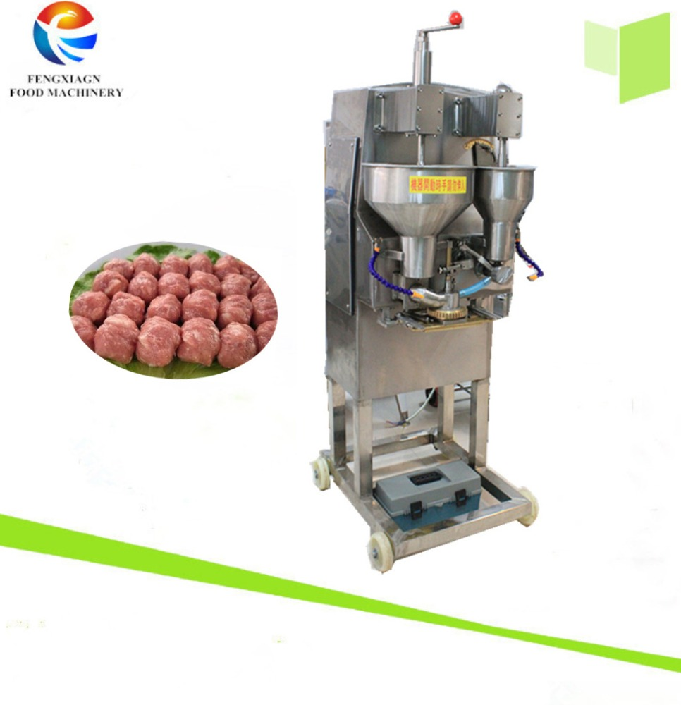 Food Processor Fish Beef Meat Ball Production Meatball Maker Making Machine