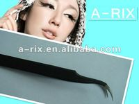 Professional anti-static stainless tweezer for eyelashes extension