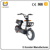 Powerful 48V/12Ah 500W Brushless Motor with Fantastic Design Mini Electric Motorcycle
