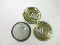 Gold Printed Tinplate for Easy Open End