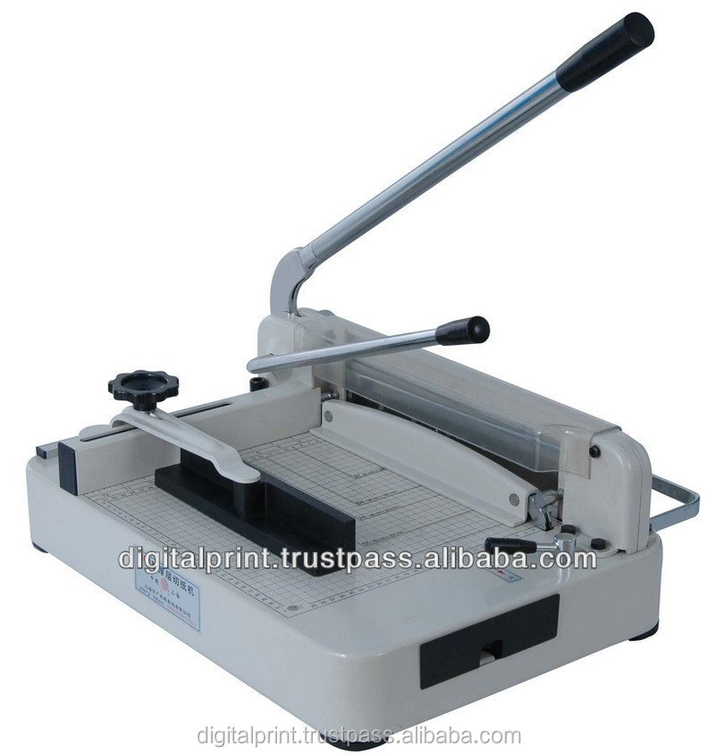Manual Paper Cutting Machine-A4 Size