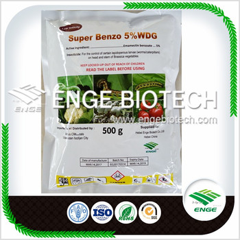 emamectin benzoate 5%SG,pest controlled insecticide