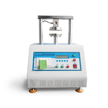 ECT edge crush test machine