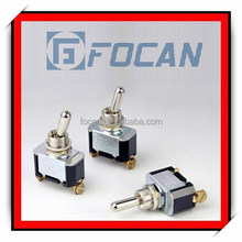 FOCAN-High quality waterproof toggle switch with 2pins CE,IP67,ROHS