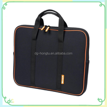 13 inch neoprene laptop sleeve with handle and pocket fit for 13 inch laptops and ultrabooks