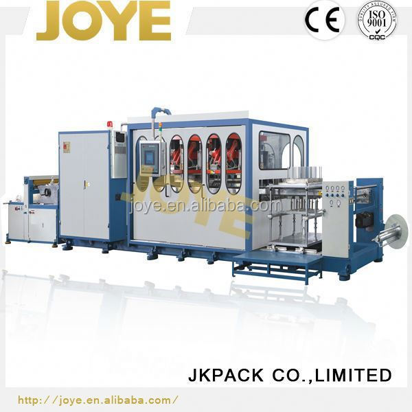 JY-750850 Full Automatic Hydraulic Disposable Plastic Cup Making Machine