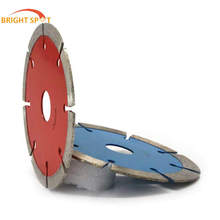 100mm 4Inch Cold Pressed Segmented Diamond Saw Blade Cutting Building Materials