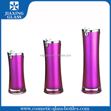 New Style 2016 Hot Stamping Acrylic Cosmetic Jars and Bottles Packaging