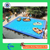used large square inflatable pool inflatable swimming pool for sale