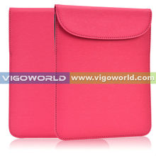 Vigoworld patented standing universal pu case for 7-8 inch tablet