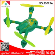 2016 New and Hot big 6 axis gyro 2.4GHz 4ch rc drone 3D flips rc quadcopter Headless one key return rc helicopter drone