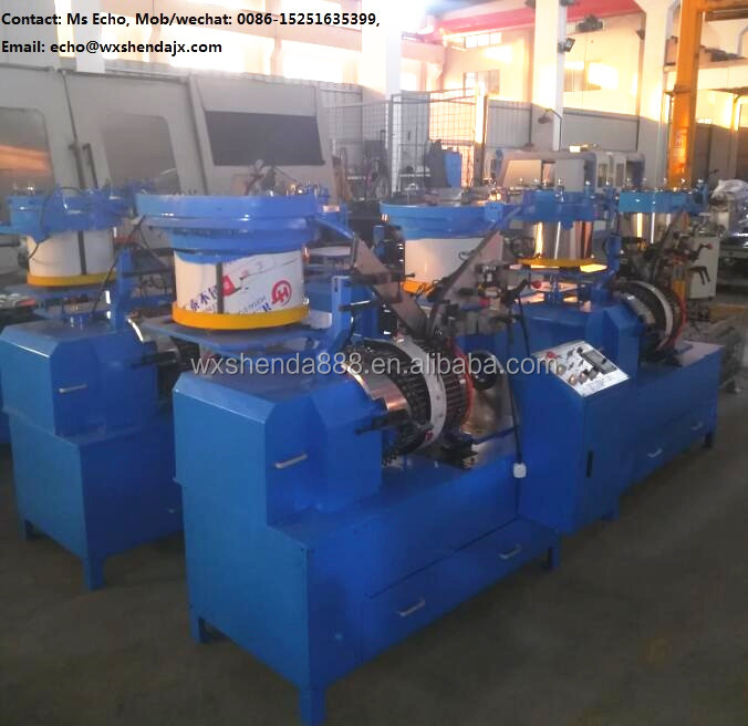 Automatic Competitive Aluminum Blind Rivet Making Machines for Rivets