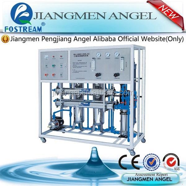 4000l/h Ce Certificado De Fabricación Jiangmen ángel De