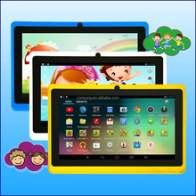 The cheapest tablet 7 inch Q8 tablet PC ACTS7031 quad core 512MB/8GB front/rear camera
