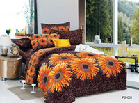 bed sheet fabric printing,100% cotton fabric for making bed sheets,sunflower design