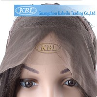 Natural color wet and wavy indian remy full lace wig,ull thin skin cap human hair lace wigs