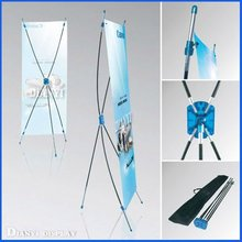 Portable X Banner Stand Picture Poster Stand