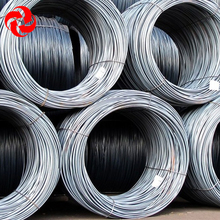 SAE High tension hot rolled 5.5mm Steel Round Bar/ Steel Coil Wire Rod