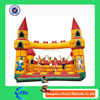 cheap inflatable bouncers fun city adult/kids bouncy castle inflatable for sale