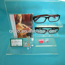 2013 China newest acrylic glass display case