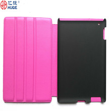 Custom new arrvial leather 8 inches personal tablet protective cover