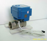 CWX-15Q 2 way safety valve for water treatment plant dn15