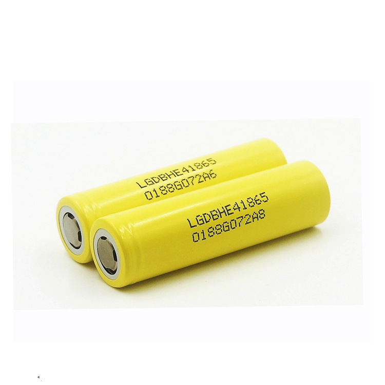 HE4 2019 Original New Arrival For E Cig 2500mAh Rechargeable Battery