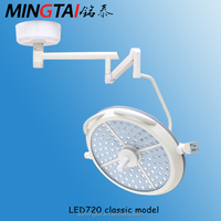 112w USA Cree bulb CE&ISO one dome LED720 operating theatre light led