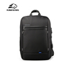Fashion water-proof USB charger port sling bag backpack men