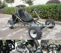 Christmas kart(electric start,196cc, non-asbestos, hydraulic disc brake