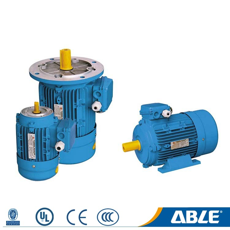 ABLE GOST electric motor 2800 rpm 220v 3kw for wood lathe motor