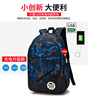 China wholesale cheap and fashion big capicity waterproof laptop backpack