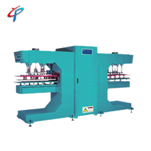 High frequency profile conveyor welding machine for pvc