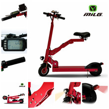 Manufacturer supply 36v 10AH Lithium folding electric mobility scooter