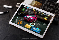 9.6 inch MTK IPS screen 3G phone call tablet pc quad core+dual sim+1G&16G memory