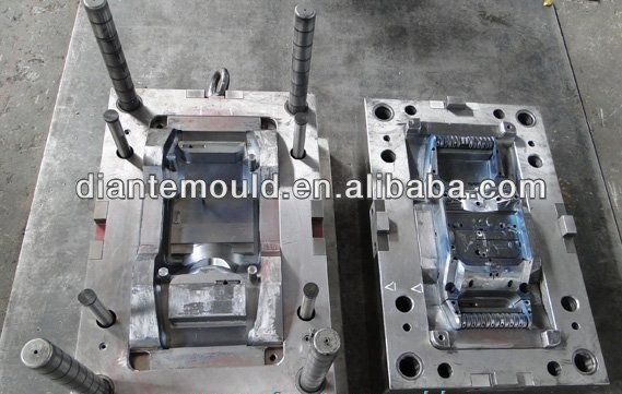 electricity meter frame,aluminium die casting mould